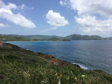 A view from Water Island, St. Thomas