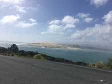 View from the State Highway