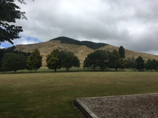 View of Mt. Kakepuku From C's School