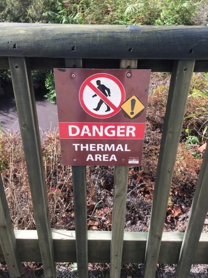 Danger! Smells bad here