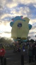 World Peace Elephant Balloon from Brazil