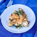 Southern Broccoli Rice Casserole