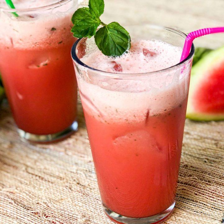 Watermelon Mint Limeade