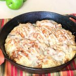 Skillet Apple Drop Biscuits