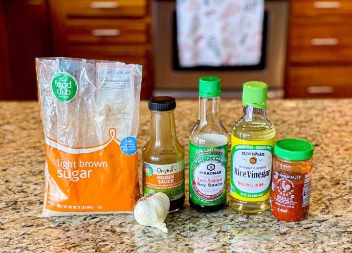 Sweet and Spicy Sauce Ingredients