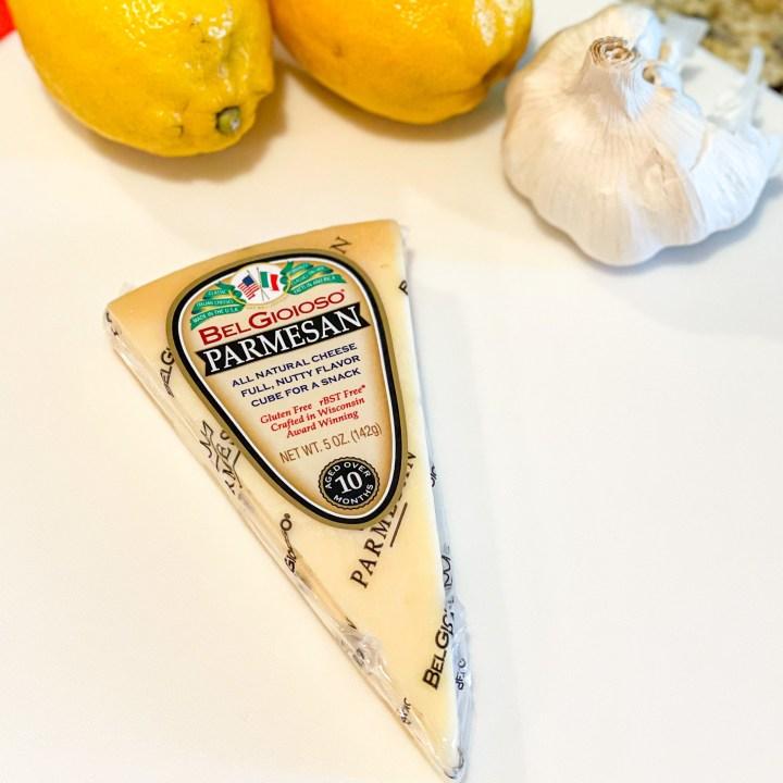 good parmesan