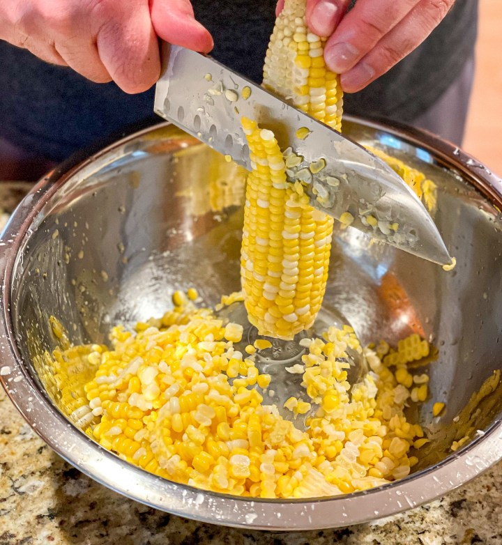 Fresh Utah Corn