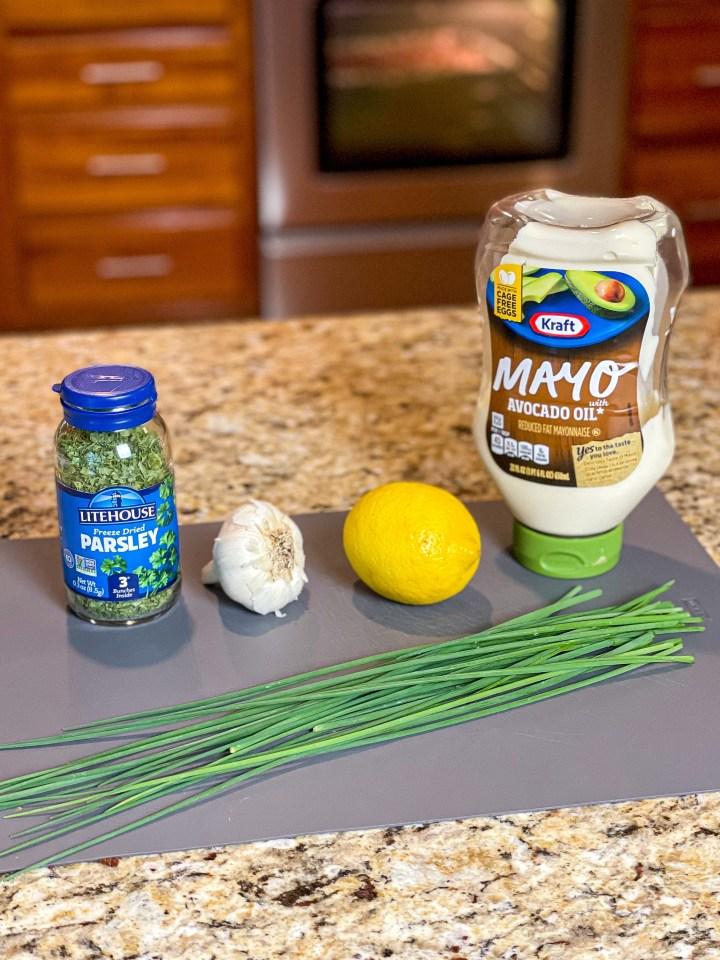 Lemon Herb Mayo