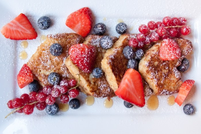 Pannetone French Toast Recipe