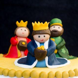 three kings cake 2