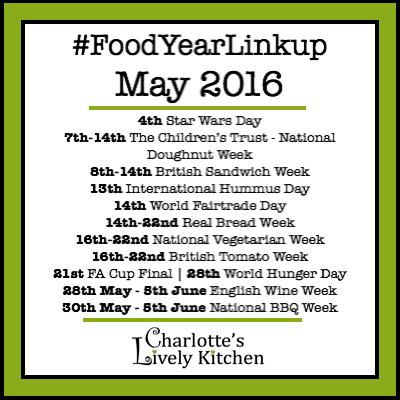 Food Year Linkup May 2016