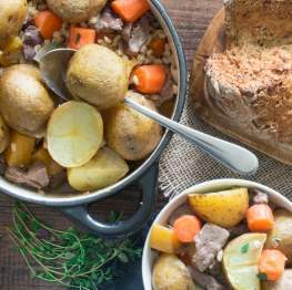 Irish Lamb Stew 6