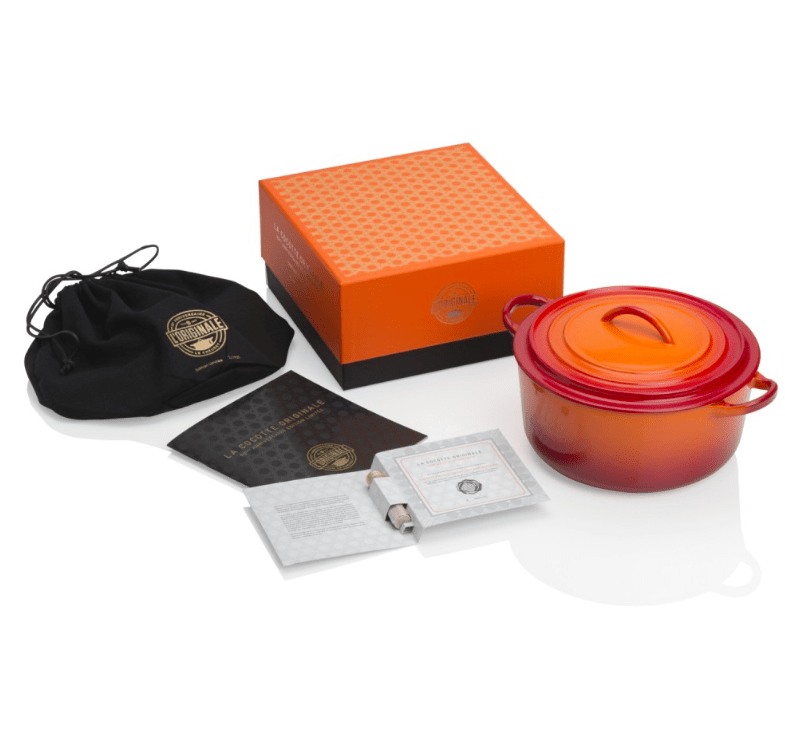 Giveaway - Win a Limited Edition Le Creuset Cocotte worth over £200