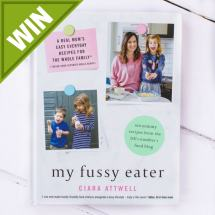 My Fussy Eater cookbook cover