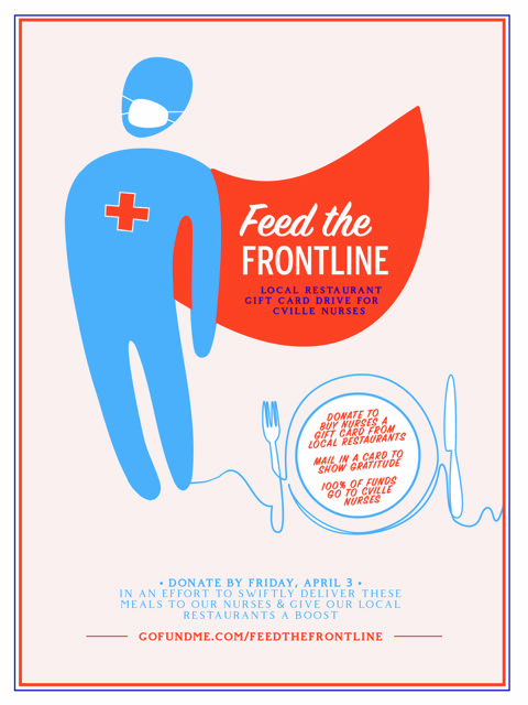 FeedTheFrontline