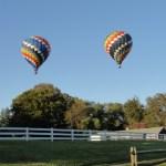Ballooning in Charlottesville