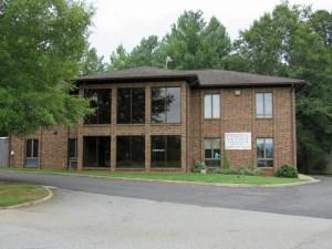 VETSS Building on Airport Road near Earlysville VA