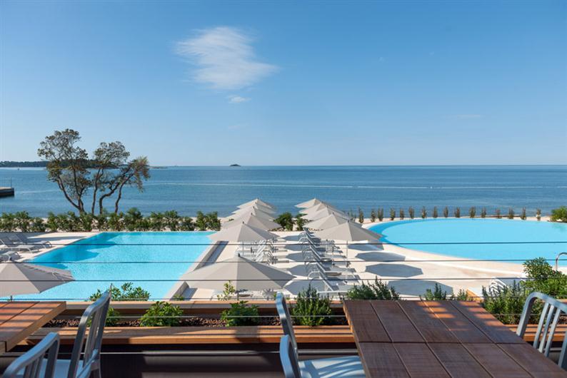 Vakantie Kroatië Resort Amarin