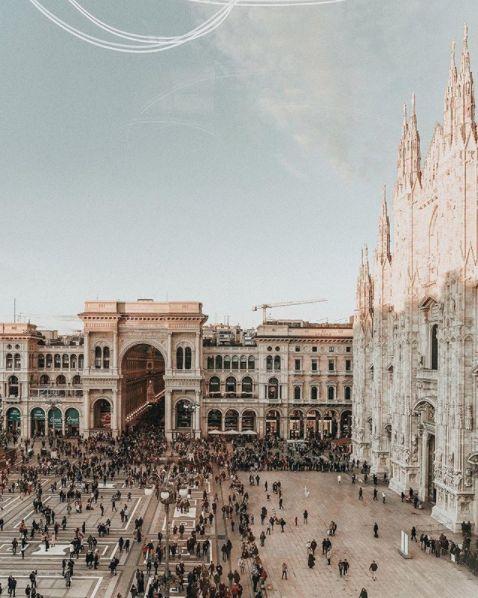 SOON → MILANO ✈