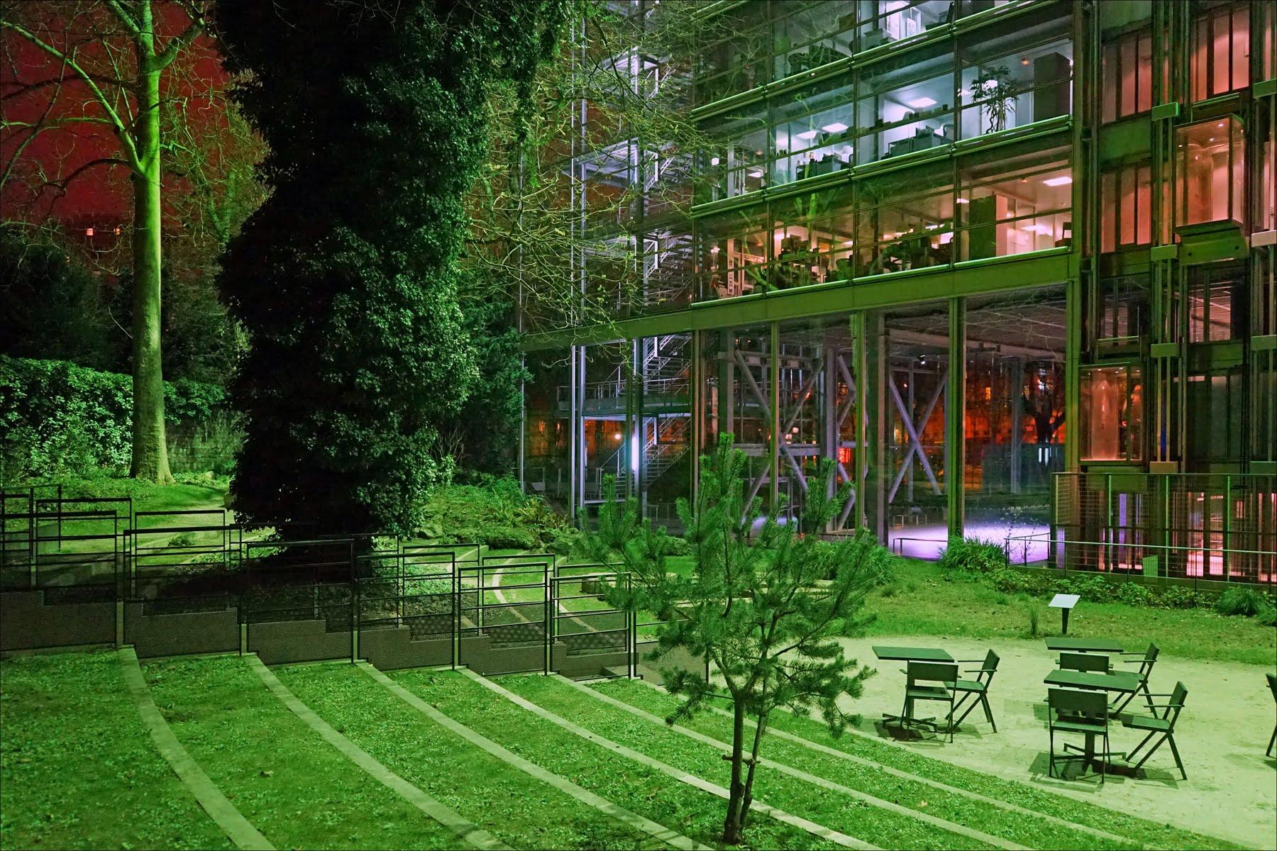 La Fondation Cartier pour lart contemporain 15907035710