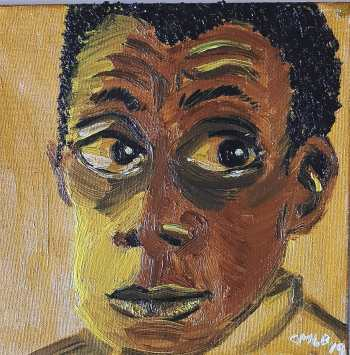 james baldwin oil painting on canvas charlotte m l bailey charlottewithink