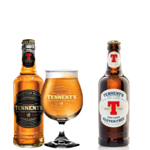 Tennent`s Stout