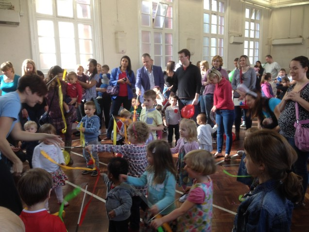 Last year's Charlton Toy LIbrary Party