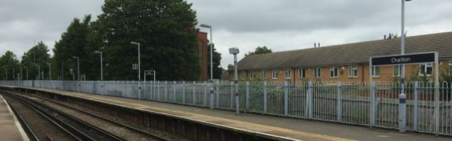 The proposed exit would have been on long-disused railway land