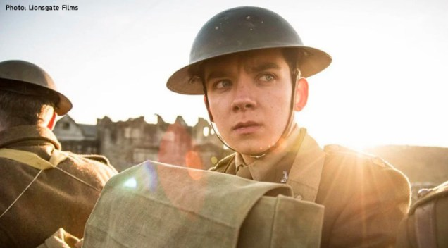 Journey's End (photo: Lionsgate Films)