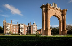 Charlton House and Gateway Arch