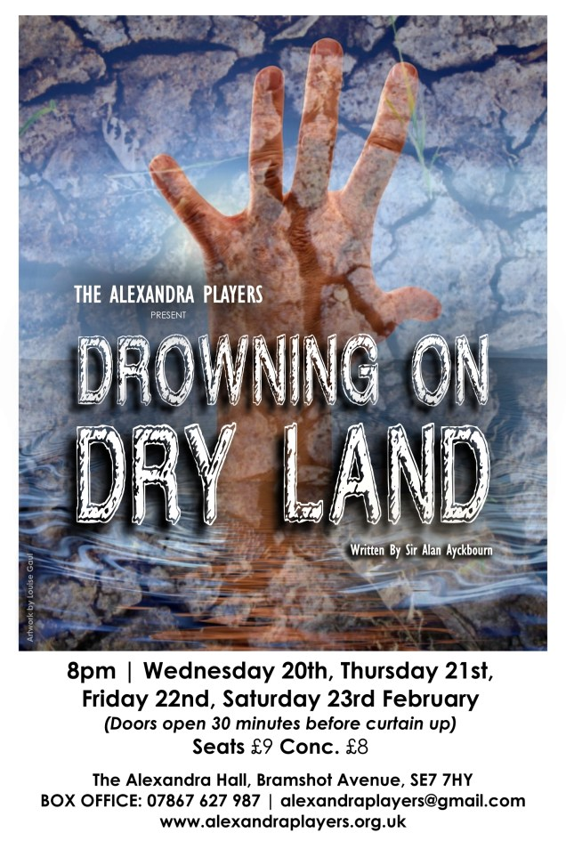 Alexandra Players Drowning on Dry Land Ayckbourn