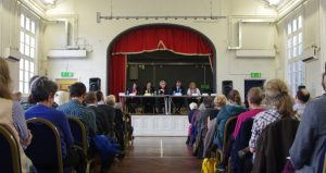Charlton hustings 2015