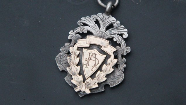 Front of the medal