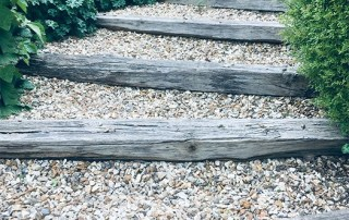 weathered sleepers
