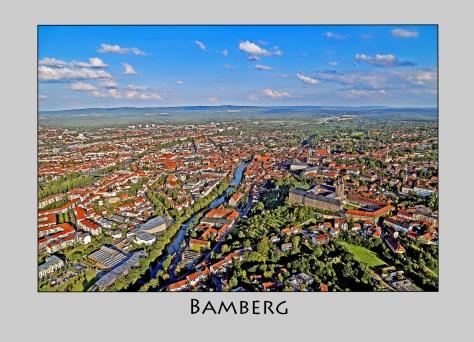 Bambergpostkarte Luftgrau1_kl, Autor: Charlotte Moser