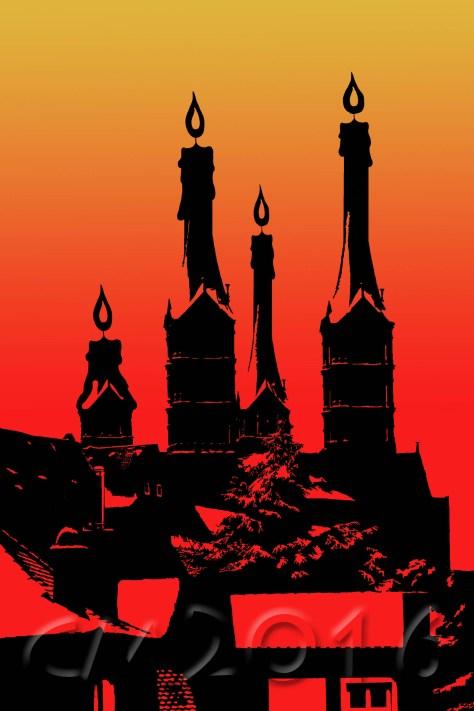 Advent, Dom Bamberg, autor: charlotte moser