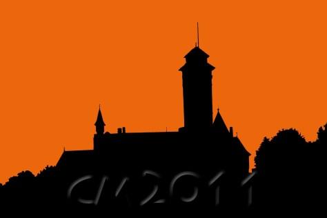 Bamberg, Altenburg, Autor: Charlotte Moser
