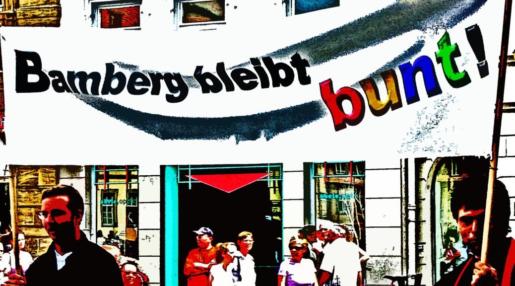 Bamberg bleibt bunt