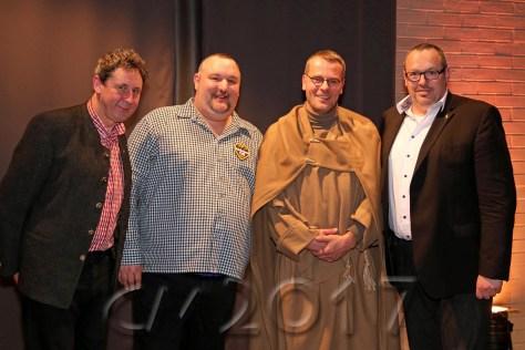 4. Bamberger Fastenpredigt, Dr. Jost Lohmann, Georg-Ambros Mahr, Andreas Ulich, Udo Ziegler, autor: charlotte moser