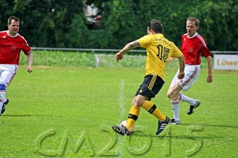 Int.Fussballturnier,Autor: Charlotte Moser