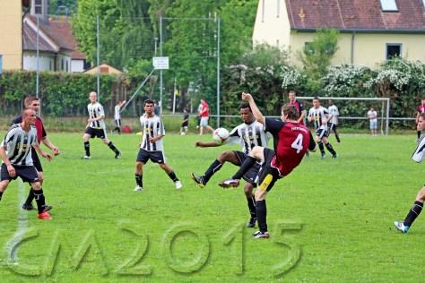 Int.Fussballturnier, Autor: Charlotte Moser