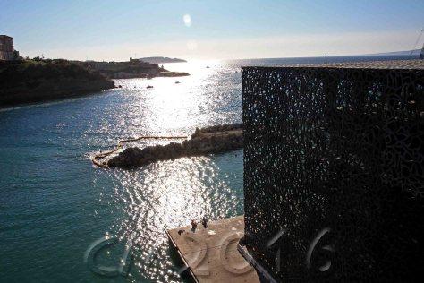 Le MuCEM Marseille, autor: charlotte moser
