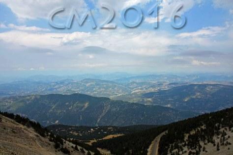 Le Mont Ventoux, autor: charlotte moser