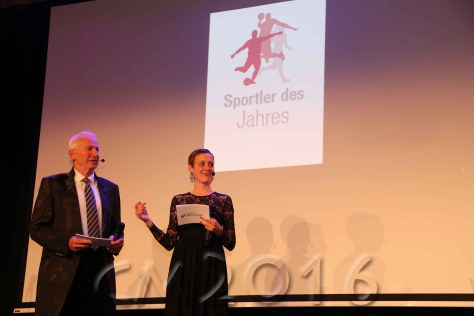Sportgala_2016, wolfgang reichmann, franziska gries, autor: charlotte moser