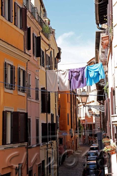 Rom - Trastevere, Autor: Charlotte Moser