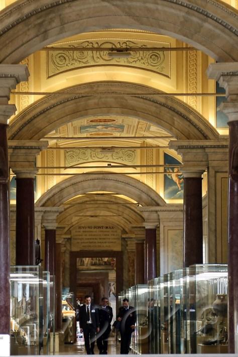 Vatikanische Museen Rom, Autor: Charlotte Moser