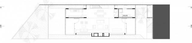 ケロシンハウス-GrupoPSによるモダンコンクリートの家(11)