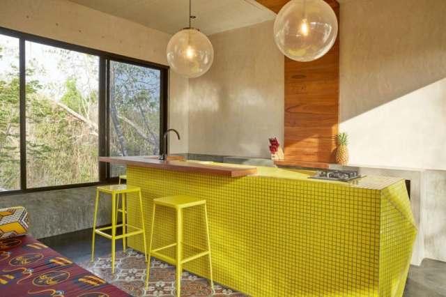 メキシコのトゥルムの活気ある家T-House homesthetics architecture(13)