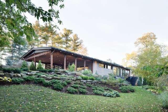 プレーリースタイルのアーキテクチャの詳細がカナダのホームリフォームを定義します(6)