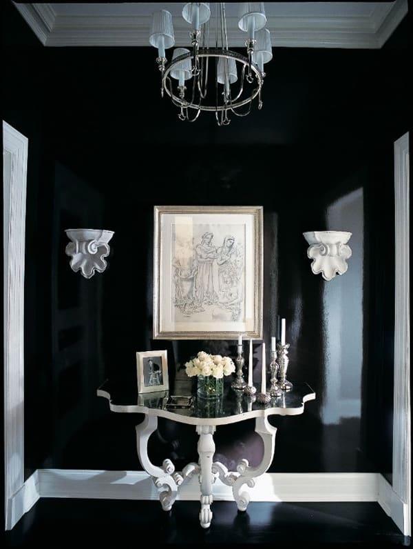 黒塗りの壁-22-1 Kindesign